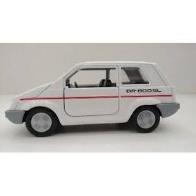 Miniatura Carros Nacionais Brasileiros Br 800sl 1989