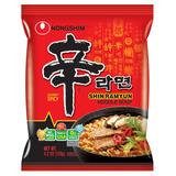 Sopa Ramen (shin Ramyun Nongshim 120 Gr)