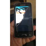 Celular Samsung J1 2016 Sm J120h/ds-tela Quebrada