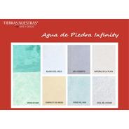 Revestimiento Para Piscina Agua De Piedra Infinity Kit 5 Mt2