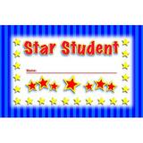 North Star Teacher Teacher Student Incentive Punch Cards Sta