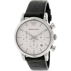 87efab89047 Relogio Armani Com Caixa Manual E Certificado - Relógios no Mercado ...