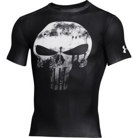 Camiseta Under Armour Punisher Alter Ego