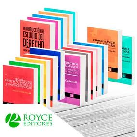 Biblioteca Básica Del Abogado