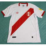 Camiseta Seleccion Peruana 2017 Excelente Calidad A1