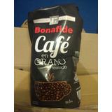 Cafe En Grano Tostado Natural Bonafide Fc A Envio Gratis