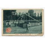 Postal Juegos Del Jardin De Niños Rosario Santa Fe 1923