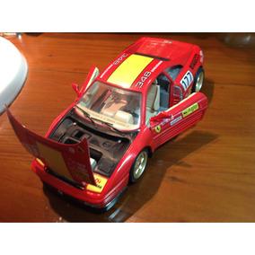 Miniatura Ferrari 348 Tb Evoluzione Spa Francorchamps 1/18