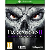 Jogo Midia Fisica Darksiders 2 Deathinitive Edition Xbox One