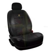 Funda Cubre Asiento Cuero Renault Clio 9 11 12 18 19 ( Juego Completo )