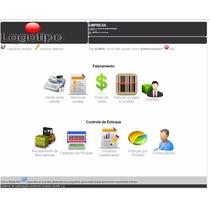 Sistema Loja, Pdv, Estoque, Controle De Caixa, Online Script
