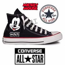 Tênis Mickey All Star Converse Personalizado
