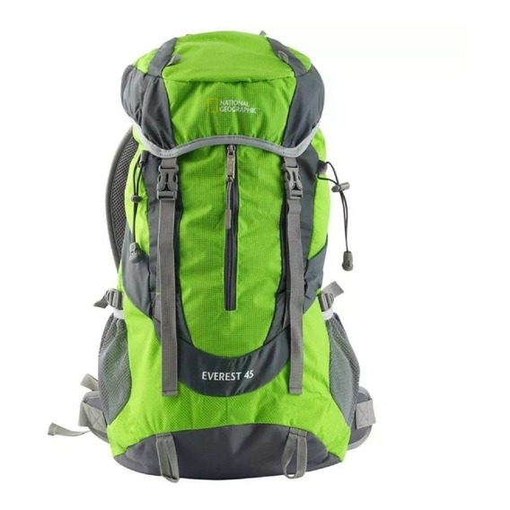 Mochila 45 Litros Everest National Geographic Impermeable