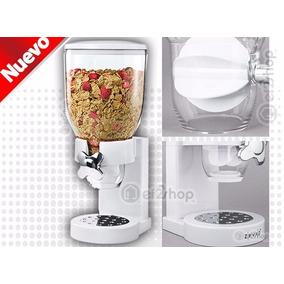 Dispensador Cereal Café Dulces Pasta Fruta Cocina Alimentos