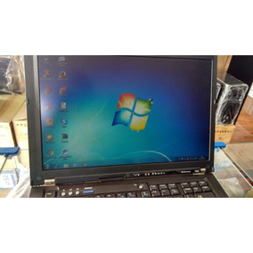 Notebook Lenovo Thinkpad R61