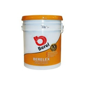 Cubeta 19 Litros Berelex Blanco Base Pastel 223