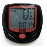 Velocimetro Digital Bicicleta Odometro 14 Funciones