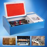 40w Usb Laser Grabado Y Corte Máquina Grabadora Y Cortadora
