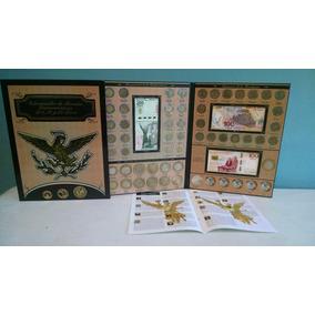 Paquete Por 10 Coleccionadores Monedas De 5 10 Y 20 Ls