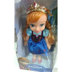 Muñeca Princesas Disney Frozen