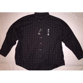Camisa Vestir Van Heusen 3xlbig 4xlbig Promo 20%