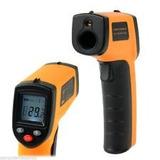 Medidor De Temperatura Digital Lcd Pistola Pirometro