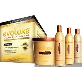 Sistema Relaxamento Pro Evoluxe Kit Premium Balde 1kg