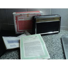 Radio Noblex Carina Tn2-g Audio Vintage 1980