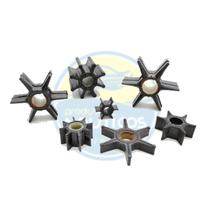 Rotor Da Bomba De Água Evinrude E-tec 25/30 Hp Motor De Popa