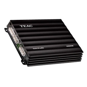 Amplificador De Áudio Automotivo Teac Te-a3000 1200w Na Cx