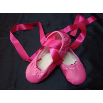 Sapatilha Ballet Bailarina Com Fita