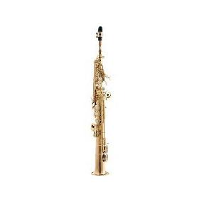 Eagle ::: Spx 518 ::: Saxofone Soprano Curvo Profissional