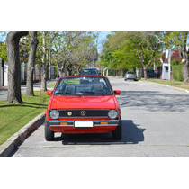 Volkswagen Golf - Rabbit Cabrio