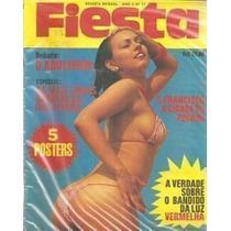 Livro Fiesta Nº 17 Ano Ii Jacomo Antonio La Selva - Diretor