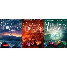 Trilogia Cemitérios De Dragões - Legado Ranger - Livros
