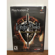 Kings Field The Ancient City Para Playstation 2 / Ps2 Nuevo