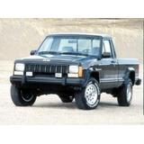 Manual De Taller Jeep Comanche 1984 1996 Pdf Digital