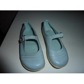 Zapatos Toot Nena, Nro. 23, Celestes
