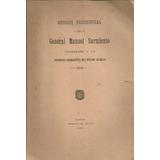 General Manuel Sarmiento Mensaje Estado Guarico 1916