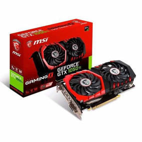 Placa De Video Msi Geforce Gtx 1050ti Gaming X 4gb Gddr5