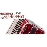 Kit Acordeon Aulas!! Curso De Acordeon Em 4 Dvds!