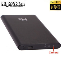 Camara Espia, Oculta En Power Bank! Cargador Espia Hd