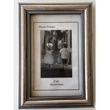 3 Porta Retratos Plata Envejecido 2 De10x15 Y 1 De13x18