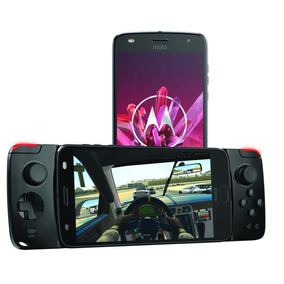 Celular Motorola Z Play 2 + Motomod Gamepad Libre 4g Nuevo