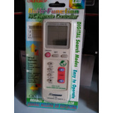 Control Remoto Aire Acondicionado Universal Samsung, Lg, Etc