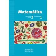 Matematica 2 Sb / 1 Sec - Longseller