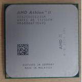 Amd Athlon Ii X2 250 | 3.0 Ghz | 2 Nucleos | Socket Am3