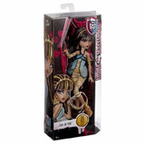 Monster High Original Frankie Cleo Wolf Draculaura Pack 4 Pz