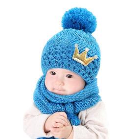 Touca Inverno Bebê Atacado - Roupas de Bebê Azul no Mercado Livre Brasil 21d9b540f69
