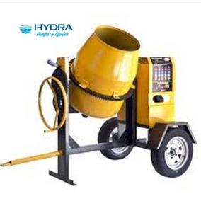 Revolvedora De Concreto Con Motor Kohler De 6.5 Hp